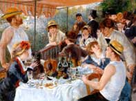 Luncheon of a Boating Party